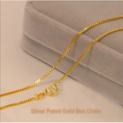 18K Gold Plated Carrie Style 925 Silver Name Necklace