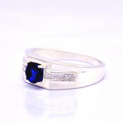 Sera 925 Sterling Silver Timeless love Wedding Male Ring