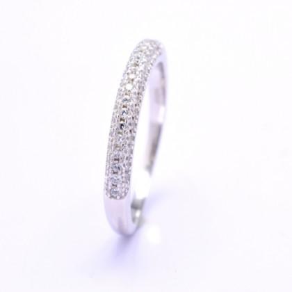 SERA 925 Sterling Silver Fashion Ladies Ring LR41