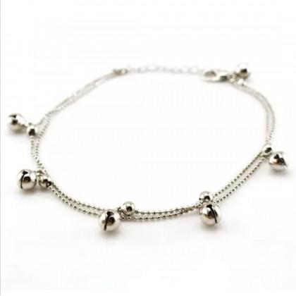 Plated 925 Sterling Silver Fashion Bracelet HT002
