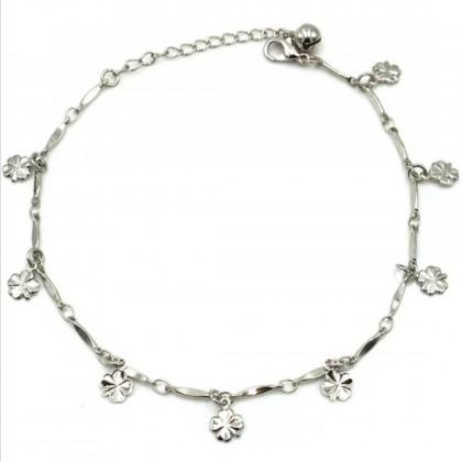 Plated 925 Sterling Silver Fashion Bracelet HT005