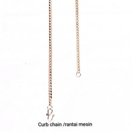 Sera 925 Silver Handmade Filigree Fashion Name Necklace