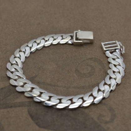 925 Sterling Silver Baby Bracelet BB-TP250