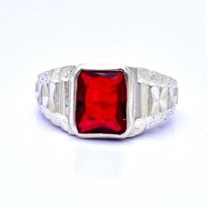 Sera 925 Sterling Silver Engagement Men Ring