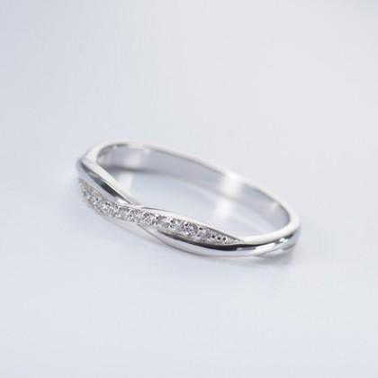 Sera 925 Sterling Silver Fashion Ring